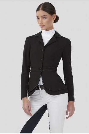 DOUBLE FRONT PANEL Dignified Softshell Show Jacket