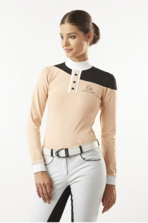 CAPRICIOUS Long Sleeve Show Shirt