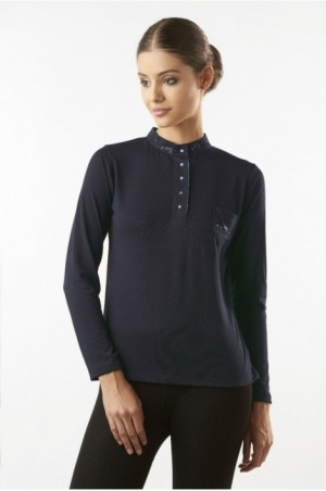172-103102 ROYAL DRESSAGE Long Sleeve Loose FitTop
