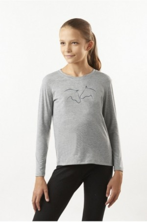 VOLANCE Long Sleeve Slim FitTop