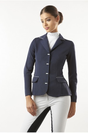 172-303401 SILVER PURITY Show Jacket