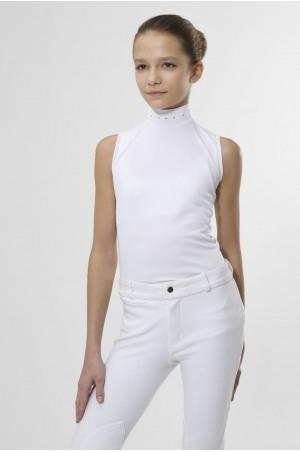 MISS PURITY TECHNICAL Sleeveless Show Shirt
