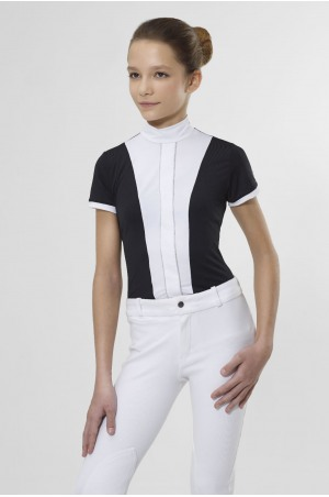 MADEMOISELLE TECHNICAL Short Sleeve Show Shirt