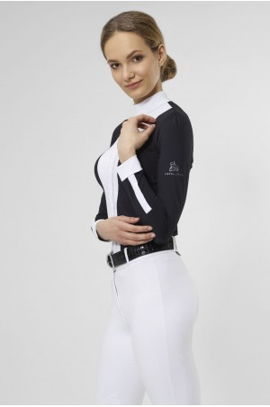 MADEMOISELLE TECHNICAL Long Sleeve Show Shirt