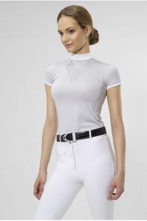 TRIANGLE TECHNICAL Short Sleeve Show Shirt