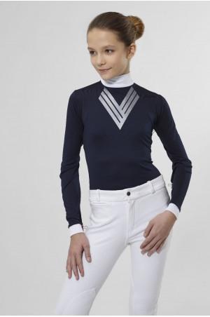 TRIANGLE TECHNICAL Long Sleeve Show Shirt