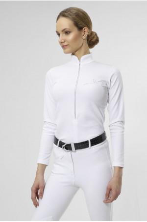 HIGH CLASS PIQUÉ Long Sleeve Show Shirt