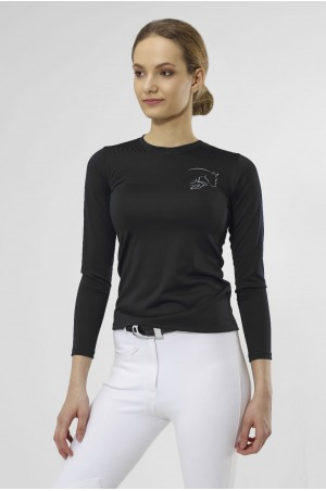 HIGH CLASS TECHNICAL Long Sleeve Top