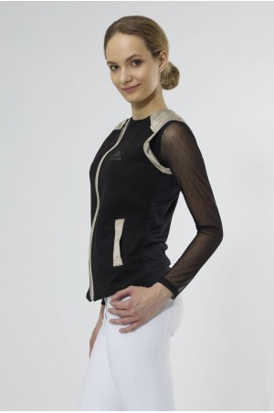 181-105712 FINE GOLD TECHNICAL Vest