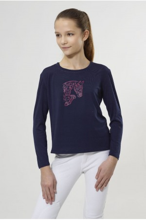 LITTLE JUMPER Long Sleeve Top