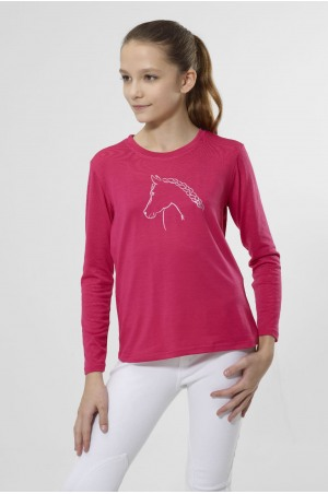 LUNA Long Sleeve Top