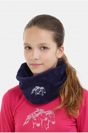 Cosy Riding Infinity Scarf for Kids - IVY, Equestrian Apparel
