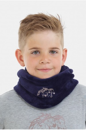 182-202508 Cosy Riding Infinity Scarf for Kids - IVY, Equestrian Apparel