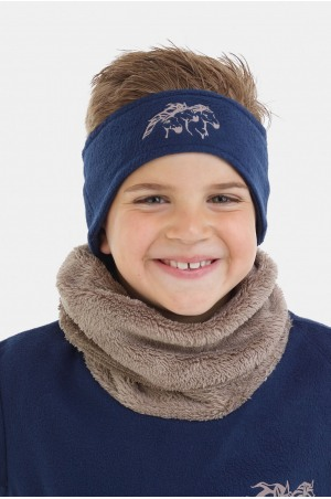 182-202506 Riding Ear Warmer, Headband for Kids - IVY, Equestrian Apparel