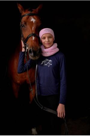 Riding Ear Warmer, Headband for Kids - IVY, Equestrian Apparel