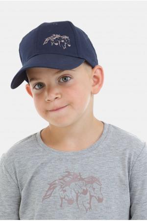 Riding Baseball Cap for Kids - IVY, Equestrian Apparel