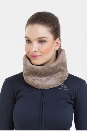 Cosy Riding Infinity Scarf CHAMPIONSHIP, Equestrian Apparel