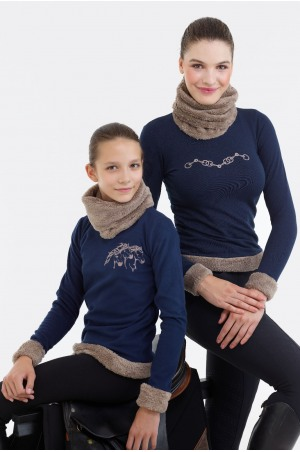Riding Sweater Cosy - CHAMPIONSHIP, Equestrian Apparel