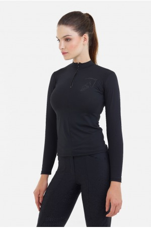 Riding Top Long Sleeve - TOP RIDER, Equestrian Apparel