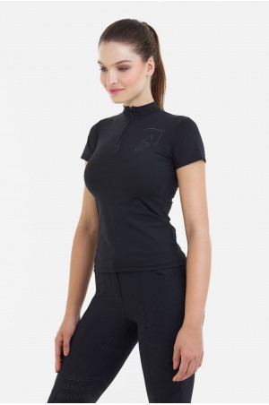 Riding Top Short Sleeve - TOP RIDER, Equestrian Apparel