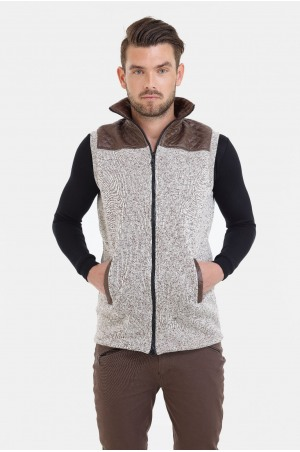 182-401702 Riding Vest with Waterproof Inserts - MAJESTY MAN