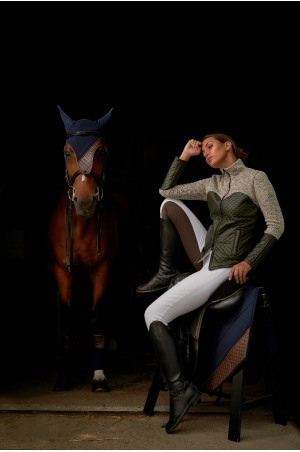 Riding Jacket with Waterproof Inserts - MAJESTY