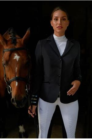 Lovas versenyzakó ONYX - Softshell, Technikai lovas ruházat