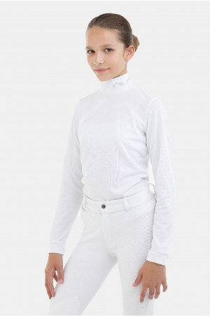 Riding Show Shirt CHAMPIONSHIP - Long Sleeve, Technical Equestrian Apparel