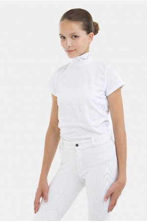 Riding Show Shirt CHAMPIONSHIP - Short Sleeve, Technical Equestrian Apparel