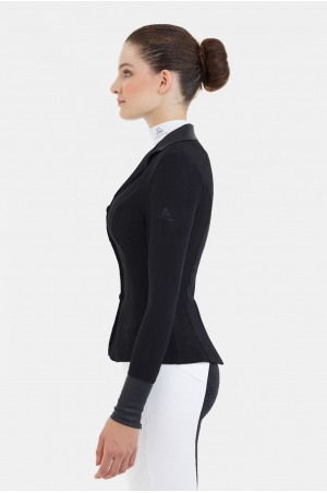 Riding Show Jacket LUX - SECOND SKIN TECHNOLOGY, Softshell, Technical Equestrian Apparel