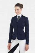 Riding Show Jacket PURITY LACE - Cotton Based, Technical Equestrian Apparel
