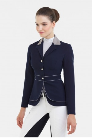 182-301411 Riding Show Jacket GALA - DOUBLE FRONT PANEL TECHNOLOGY Softshell, Technical Equestrian Apparel