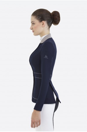 Riding Show Jacket GALA - DOUBLE FRONT PANEL TECHNOLOGY Softshell, Technical Equestrian Apparel