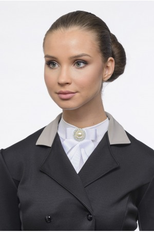 Riding Plastron/Accessories - EASY PIN TIE, Equestrian Accessories