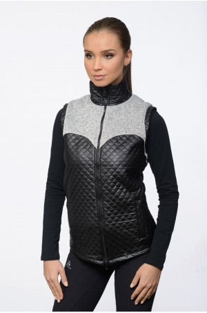 Riding Vest with Waterproof Inserts - MAJESTY