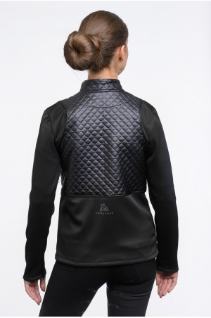Riding Jacket with Waterproof Inserts - GRACE