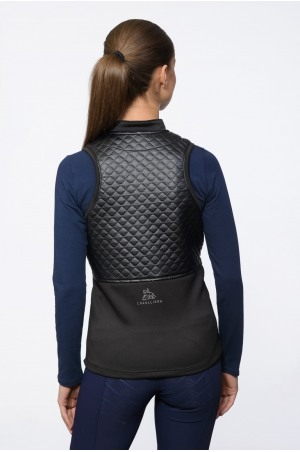 Riding Vest with Waterproof Inserts - GRACE