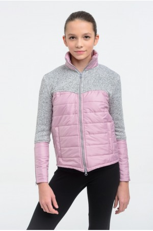 Riding Jacket with Waterproof Inserts - MAJESTY KIDS, Equestrian Apparel