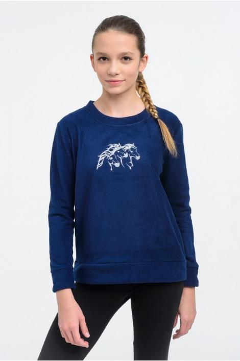 Reiten Sweater für Kinder - IVY, Reitsportbekleidung