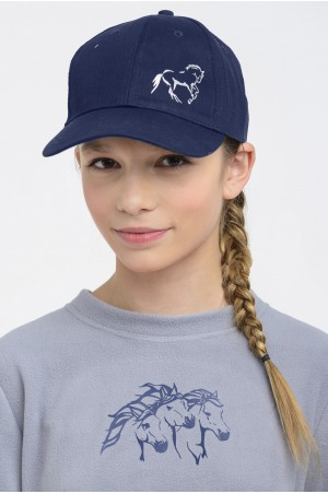 Riding Baseball Cap - GLAMOUR, Equestrian Apparel