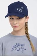 Riding Baseball Cap - GLAMOUR, Equestrian Apparel
