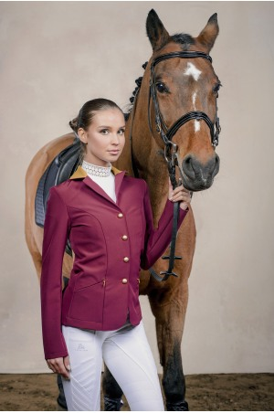 119-101110 Riding Show Jacket ON TOP OF WORLD - Softshell, Technical Equestrian Apparel