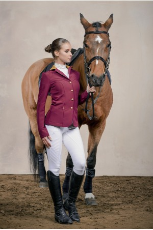 Riding Show Jacket ON TOP OF WORLD - Softshell, Technical Equestrian Apparel