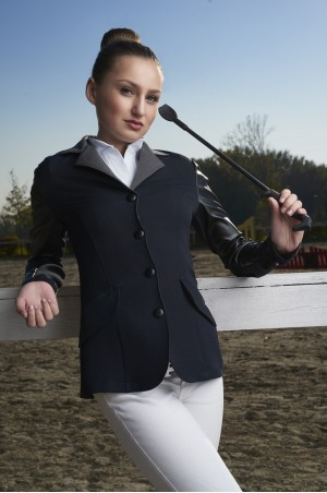 161-360401 SLY Tricolor Show Jacket