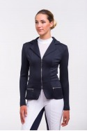 Riding Show Jacket CHIC - SECOND SKIN TECHNOLOGY. Softshell. Technical Equestrian Apparel