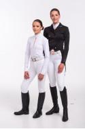 Riding Show Shirt ROSE GOLD - Long Sleeve. Technical Equestrian Apparel