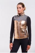 Riding Vest Waterproof - ROSE GOLD