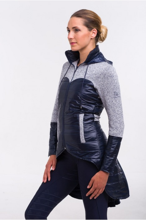 Riding Coat with Waterproof Inserts - MAJESTY LONG