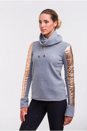 свитер для верховой езды - ROSE GOLD спецодежда для конного спорта