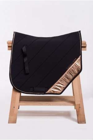 Technical Horse Saddle Pad - ROSE GOLD